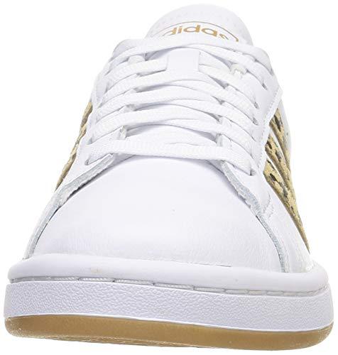 adidas Grand Court, Sneaker Mujer, Blanco, 38 EU