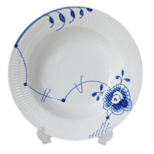 ロイヤルコペンハーゲン ブルーフルーテッド メガ ディーププレート 深皿 パスタプレート パスタ皿 スーププレート 21cm 2386604 2386604 [並行輸入品]