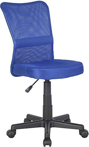 Muy ajuste, silla giratoria, adecuado para niños, comodidad anual afiliada de la silla rotativa, blue