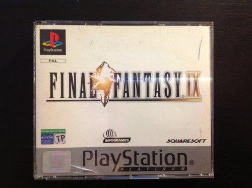 Final Fantasy IX PLATINUM PLAYSTATION [version española]