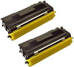 PerfectPrint - 2 Cartucho de toner compatible Brother TN2000 para DCP-7020 FAX-2820 FAX-2920 HL-2030 HL-2040 HL-2070N HL-6050D HL-6050DN MFC-7220 MFC-7225N MFC-7420 MFC-7820N