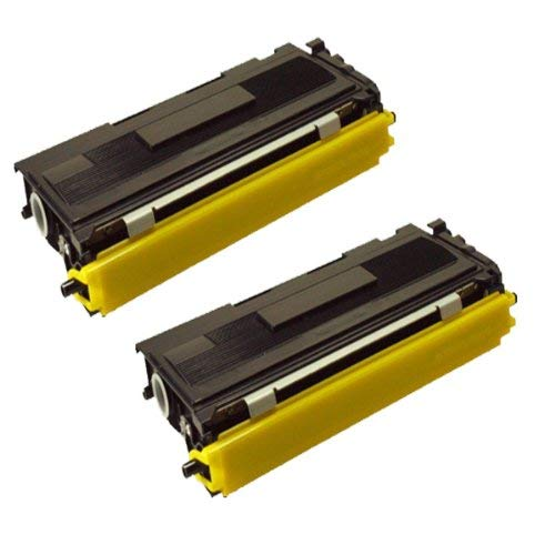 PerfectPrint Kompatibel Toner Patrone Ersatz für Brother DCP-7010 DCP-7010L DCP-7020 DCP-7025 Fax-2820 Fax-2920 HL-2030 HL-2040 HL-2050 HL-2070 HL-2070N HL-2500 MFC-7225N TN2000/TN2005 (Schwarz, 2-Pack)