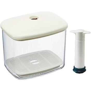 スケーター 真空 パンケース パン保存容器 シール容器 BBR4N