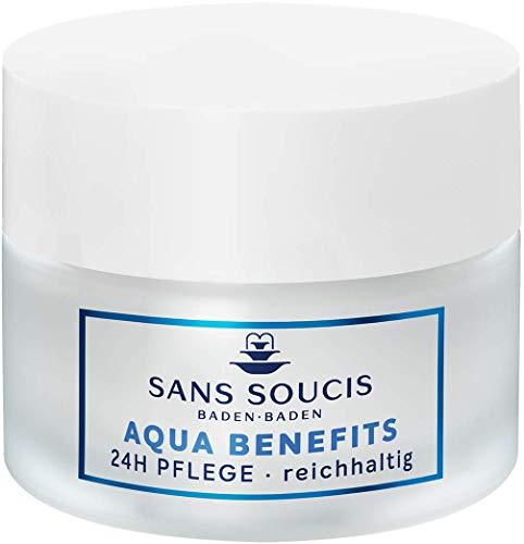 Sans Soucis Aqua Benefits - 24h Pflege - reichhaltig - 50 ml