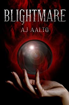 Blightmare (The Marnie Baranuik Files Book 5) by [A.J. Aalto]