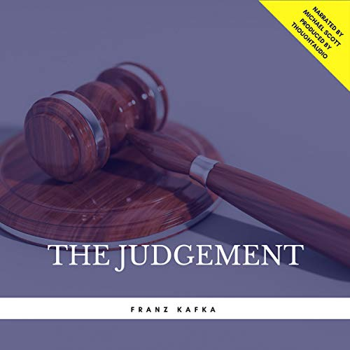 The Judgement audiobook cover art
