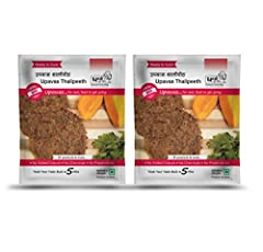 Vegetarian Ready To Cook. Enjoy the Original and Authentic Taste of India sourced fresh directly from the manufacturers and delivered to your doorstep within 3 to 5 business days by Expediated Shipping. Shelf Life: 120 Days Ingredients: Upwas Bhajani...