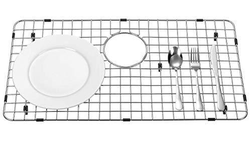 "Starstar Sinks Protector Top Quality Stainless Steel Kitchen Sink Bottom Grid, Rack (32.11/16""x15.11/16"" x 1"")"