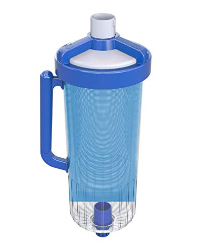 Hayward W530 Large Capacity Leaf Canister with Mesh Bag...