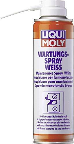 LIQUI MOLY 3075 Wartungs-Spray weiß, 250 ml