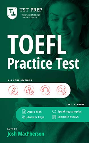 (NEW) TOEFL iBT Practice Test: Updated for 2020 (English Edition)