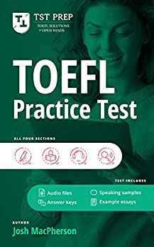 (NEW) TOEFL iBT Practice Test: Updated for 2020