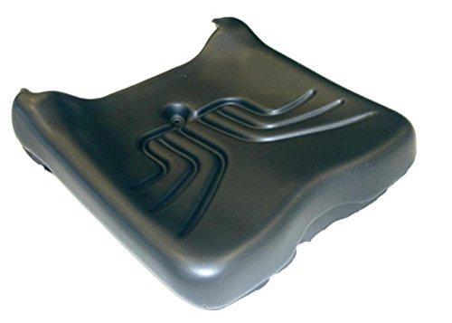 Profistop Grammer Staplersitz Gabelstapler MSG20 Sitzpolster Sitzkissen PVC schwarz 450mm breit
