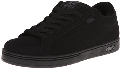 Etnies Men's Kingpin Skate Shoe, Black/Black, 13 Medium US