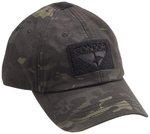 Condor Tactique Casquette Multicam Black