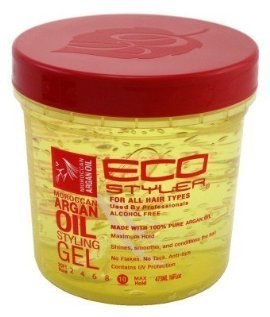 ECO Styler Morrocan Argan Styling Gel 12oz Jar by Eco Styler