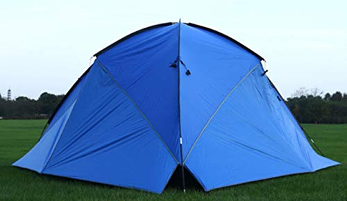3  ultralarge 480*480*200CM Waterproof Camping Outdoor Sun Shelter Family Tent Large Awning