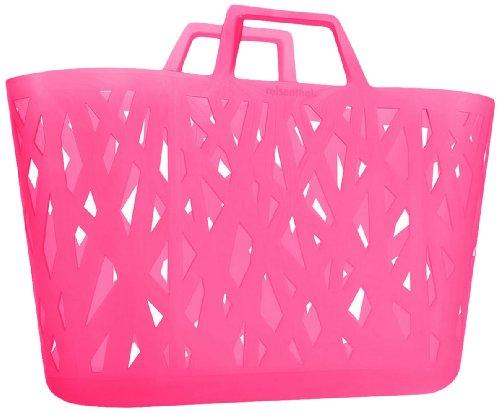 reisenthel nestbasket neon pink Maße : 50 x 31 x 23 cm / Volumen: 28 l