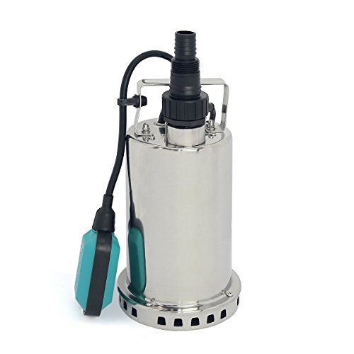 Stark 1.0HP Submersible Pump Electric Pump Garden Sewage Pump Sump Pump Float Switch