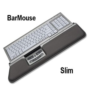 BarMouse Slim Silber