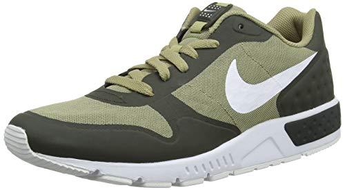 Nike Nightgazer LW SE, Scarpe da Ginnastica Basse Uomo, Multicolore (Neutral Olive/White/Sequoia 001), 40 EU