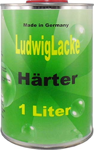 Härter 1 Liter Klarlack und Autolacke von Ludwiglacke