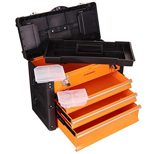 Werkzeugkoffer Box - 50 x 40 x 23cm mit...