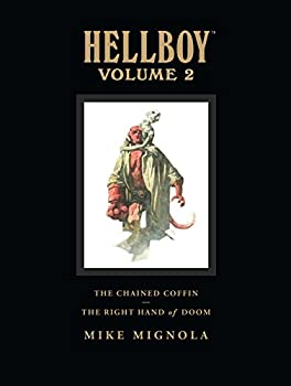 Hellboy Library Edition Volume 2  The Chained Coffin The Right Hand of Doom and Others  v 2