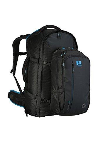 Vango Freedom II 80+20 Rucksack, C Grey/Volt Blue, M