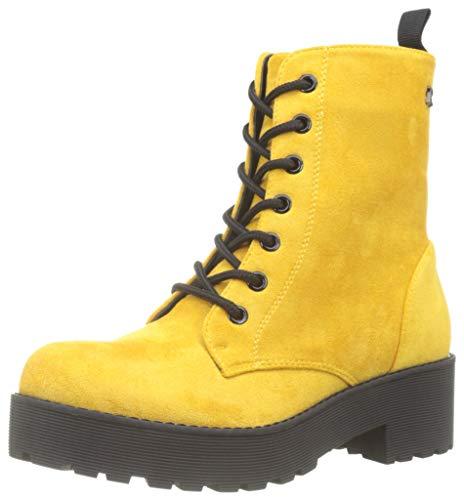REFRESH Damen 69157 Kurzschaft Stiefel, Gelb Panama, 39 EU