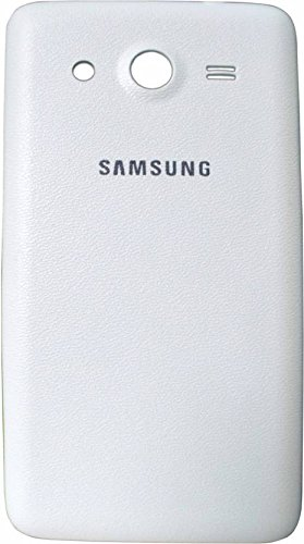 Backer The Brand Replacement Housing Body Back Panel for Samsung Galaxy Core 2 G355 (White)