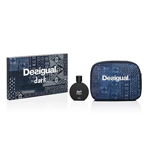 Desigual Parfum Coffret Dark 100 ml/Trousse Mike