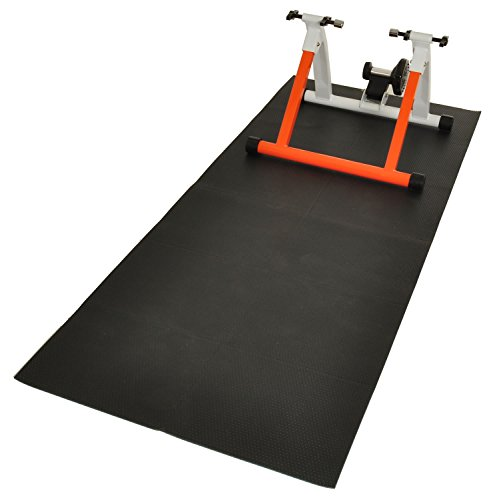 Conquer Exercise/Bike Trainer Equipment Mat