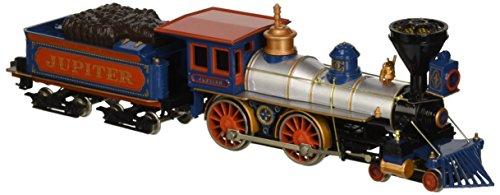 Bachmann Trains American 4–4-0 et Tender – C.P. Jupiter 60
