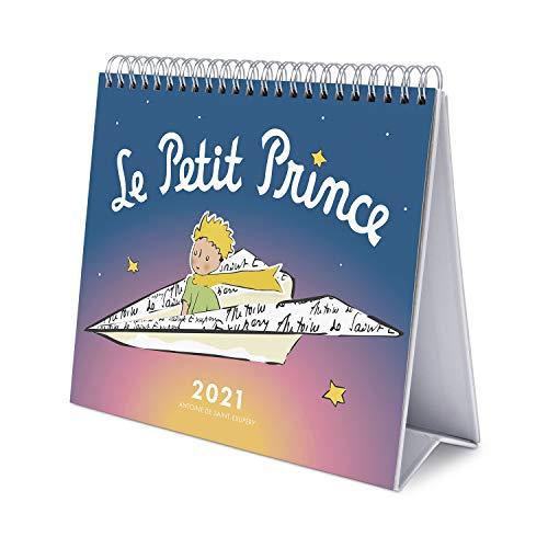 Calendario de Escritorio 2021 El Principito