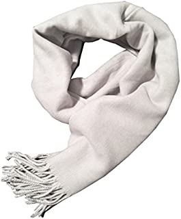 Ted and Jack Timeless Cashmere Feel Herringbone Pattern Scarf