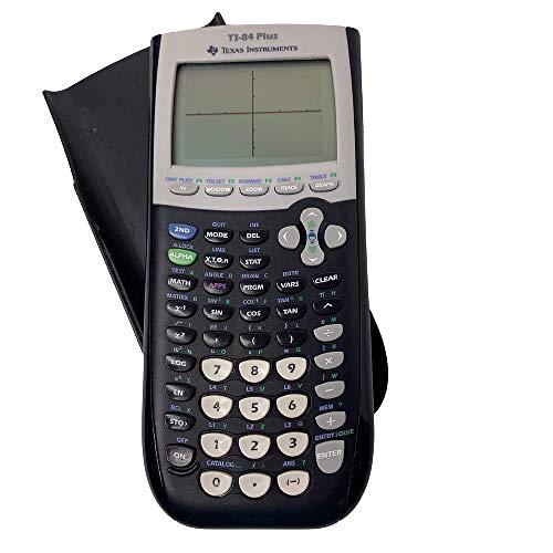 Texas Instruments TI-84 Plus Graphing Calculator (Renewed)