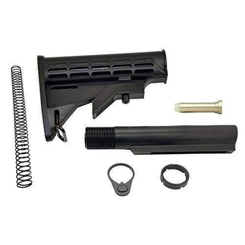 FatCat TacticaI Mil Spc Completed AssembIy Tube Kit with AdjustabIe Stock