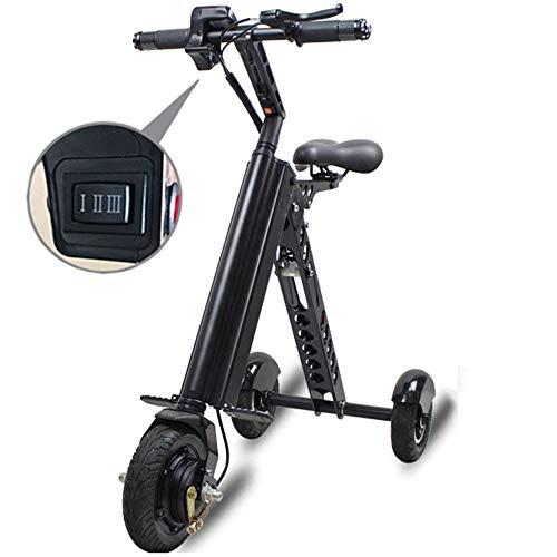 Helmets Bicicleta Electrica Plegables,Bicicleta Eléctrica Plegable Compacta 250W Motor Bicicleta Plegable 20...