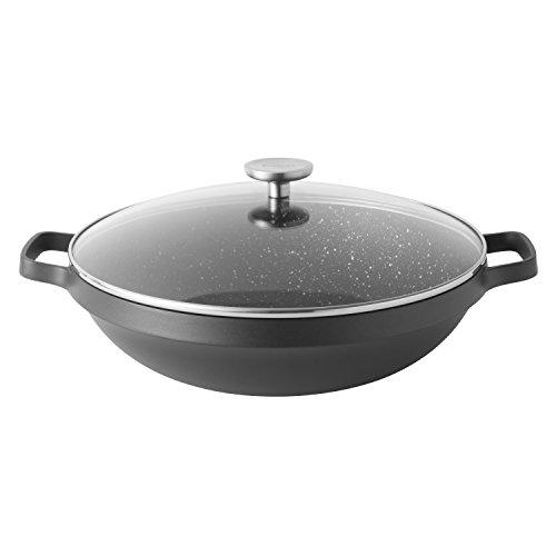 Berghoff 2307316 Padella Rotondo Wok/Stir-Fry Pan