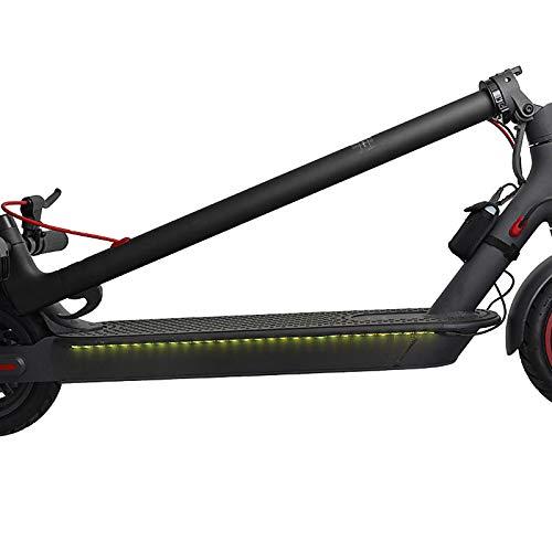 YChoice365 Tira de Luces LED para Scooter eléctrico - Luz Decorativa de...
