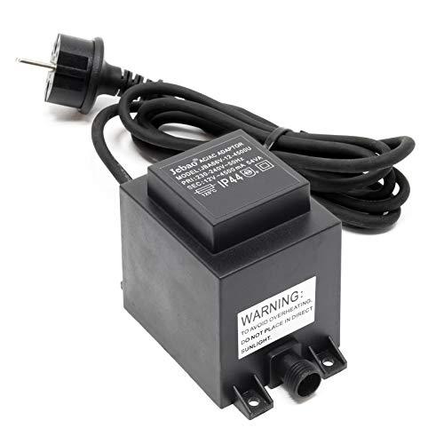 SunSun Jebao JBA66V-12-4500U Netzteil 2 polig IP44 12 Volt 5000 mA 54 VA AC/AC