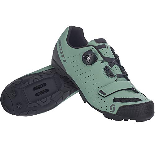 SCOTT MTB Comp Boa Zapatillas de Ciclismo, Hombre, Land Green/Black, 41
