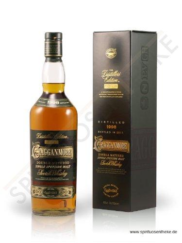 Cragganmore Distillers Edition 40%vol. 0,7 Liter