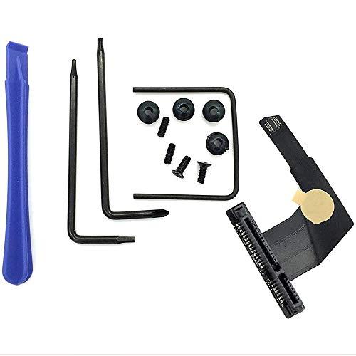 BisLinks® Kompatibel mit Mac Mini A1347 Zweite HDD SSD SATA Festplatte Flex Kit Ersatz Teile 821-1501-A 076-1412 Inklusive Montagewerkzeug