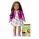 American Girl Truly Me - 18 Inch Truly Me Doll - Brown Eyes, Layered Brown Hair, Tan Skin with Neutral Undertones - DN29