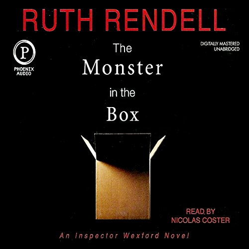 The Monster in the Box Audiobook By Ruth Rendell cover art