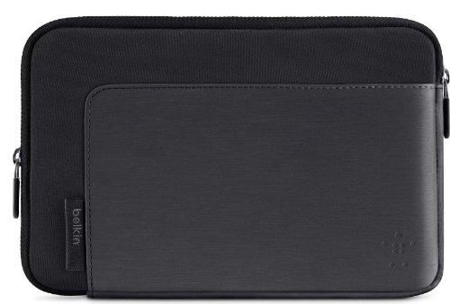 Belkin Neopren Portfolio Sleeve 2.0 (geeignet für Apple iPad Mini) schwarz
