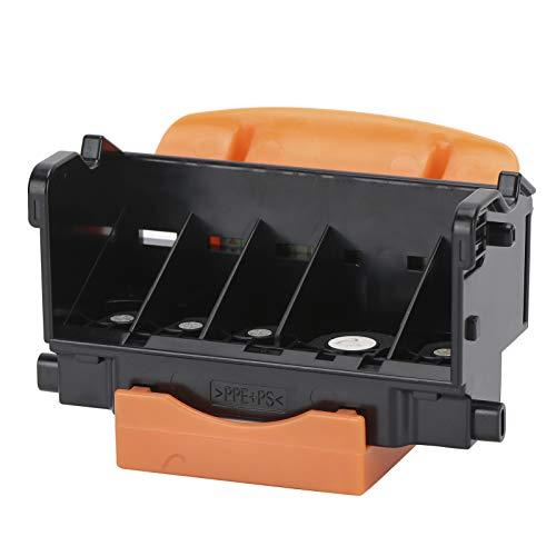 cigemay Der 3D-Druckkopf ist einfach und bequem zu bedienen, zuverlässig und langlebig, geeignet für QY6-0082 Canon IP4850 MX892 / IX6550 / 6500 / MG5250 / MG5320 / 5350.
