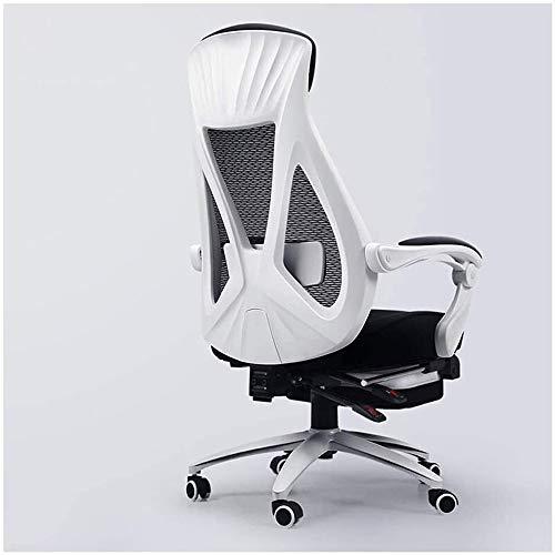 HDZWW Sedie Gaming Sedia Gaming, Computer Office Chair Gaming Chair Lounge Chair Sedia Girevole